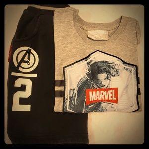 Set of Marvel